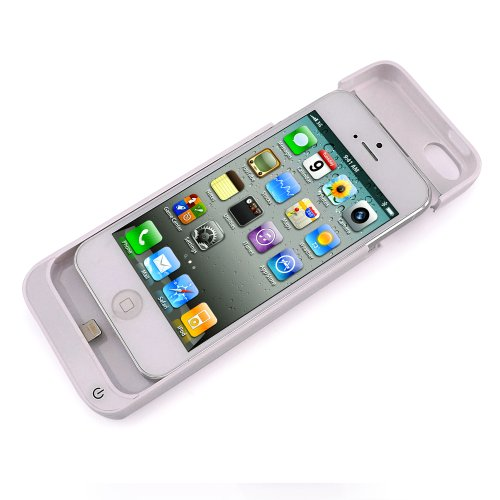 Iphone 5C Charging Case Power Bank 2200mAh High