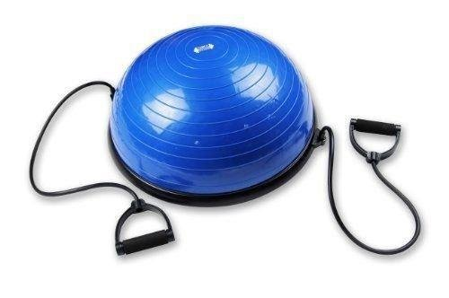 Body Balance Ball with pump & handles