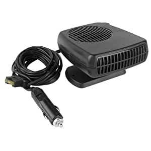Rally 7426 12V Auxiliary Automotive Heater Fan and Defroster