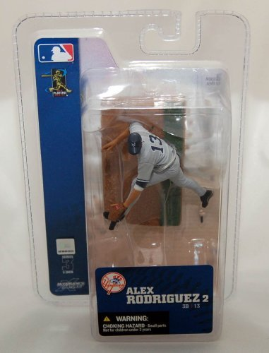 Alex Rodriquez - New York Yankees - McFarlane Mini-Figure - 1