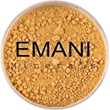 Emani Crushed Mineral Foundation - 1020 Medium Beige by Emani Vegan Cosmetics