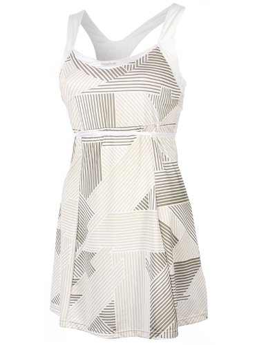 Reebok Women's Playdry Wildberry Tennis Dress New