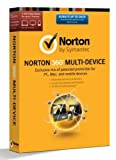Norton 360 Multi-Device - ( v. 2.0 ) - subscription upgrade package ( 1 year ) - 3 devices - CD - Win, Mac, Android, iOS(21298844)