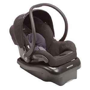 Maxi Cosi Mico Nxt Infant Car Seat, Total Black