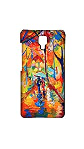 Amazing Painting Mobile Back Cover/Case For XIAOMI Mi4