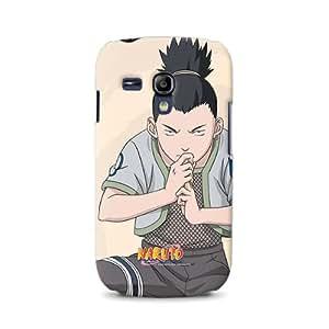 Diabloskinz D0106-0062-0057 komplett bedruckte Schutzhülle für das Samsung Galaxy S3 Mini -Naruto Shikamaru