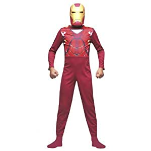 Déguisement Iron Man 2? musclé garçon - 3 à 5 ans