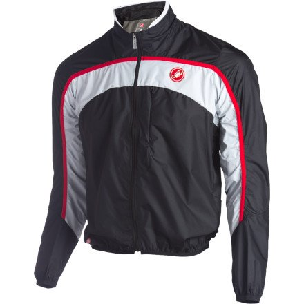 Buy Low Price Castelli Compatto Lite Jacket (B007HL7AS0)