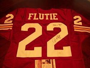 Doug Flutie Signed Jersey - Boston College Jsa coa - Autographed College Jerseys by Sports+Memorabilia