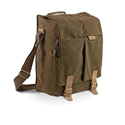 National Geographic NG A2550 Slim Satchel (Brown)