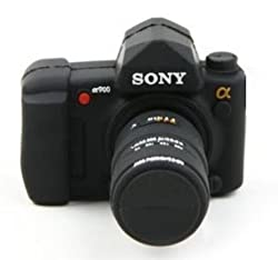 Quace SLR Camera Shaped Cool Fancy USB Flash 32 GB Pen Drive