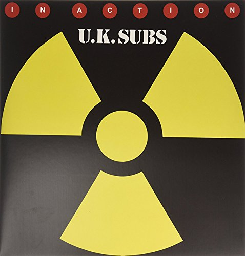 UK SUBS - IN ACTION (GATE)