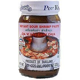 Spicy Tom Yum Paste Instant Sour Paste from tastepadthai