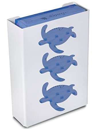 "TrippNT 50858 Priced Right Triple Glove Box Holder with Sea Turtle, 11"" Width x 15"" Height x 4"" Depth"