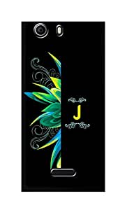 SWAG my CASE Printed Back Cover for Micromax Canvas Nitro 2 E311