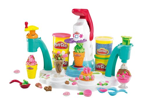 Hasbro - Play Doh magia Remolino Ice Cream Shoppe