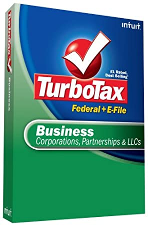 TurboTax Business + eFile 2008 [OLD VERSION]