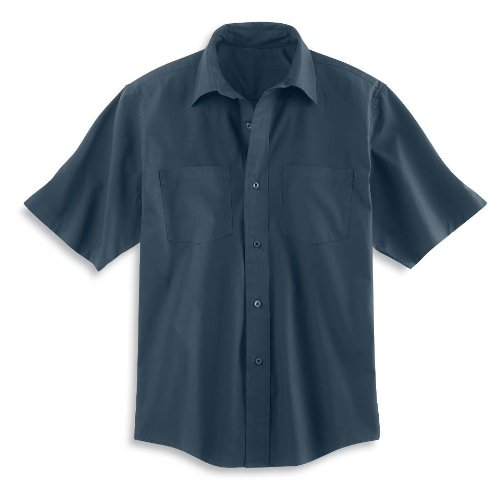 Carhartt Men's Big Short Sleeve Lightweight Cotton Shirt
