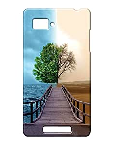 Pickpattern Back Coverfor Lenovo Vibe Z