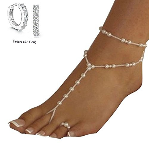 fulltimetm-womens-beach-imitation-pearl-barefoot-sandal-foot-jewelry-anklet-chain