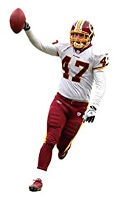 Fathead NFL Washington Redskins Chris Cooley Wall Graphic by Fathead