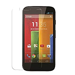 TOS Premium Tempered Glass Combo of 2Pack/Pieces for Motorola Moto G2