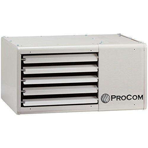 ProCom Natural Gas Garage/Workshop Heater - 45,000 BTU, Model# GHBVN50 (Vented Propane Garage Heaters compare prices)