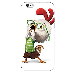 CONFUSED CHICKEN BACK COVER FOR IPHONE 6S PLUS