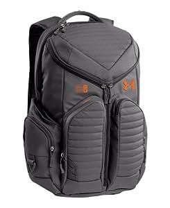 Under Armour Rucksack VX2-Y 26 Liters Grau (Graphite/Blaze Orange) 1248859-040