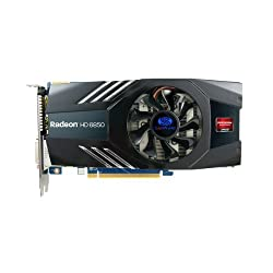 Sapphire AMD Radeon HD 6850 1GB PCI-E Video Card (100315L)