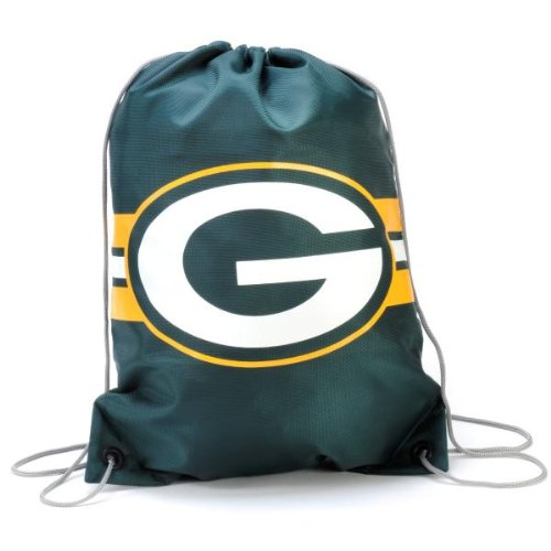 NFL unisex-adult Drawstring Backpack from Forever Collectibles
