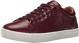 Lacoste Mens Straightset 416 1 Cam Fashion Sneaker B01IHG1PA2