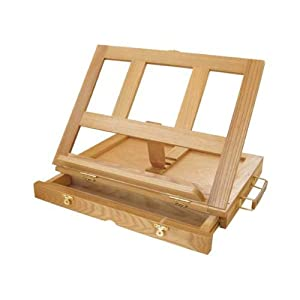 The Marquis Artists Desk Easel (13-1/4 in w x 10 in H  x 2-3/4 in D ) by Art Alternatives