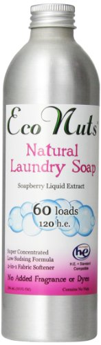 Eco Nuts Natural Laundry Soap,