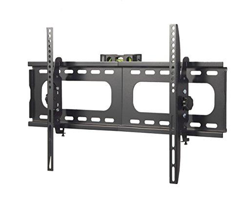 Vonhaus by designer habitat premium tv wall mount for 33 for Tv wall mount tilt down