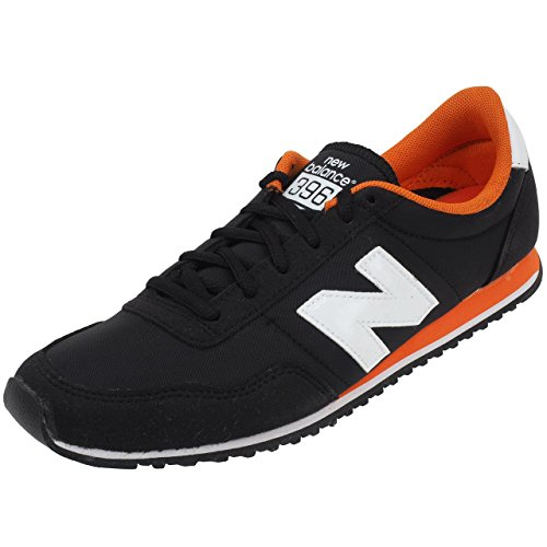 New balance - U396 black org blc - Chaussures running mode