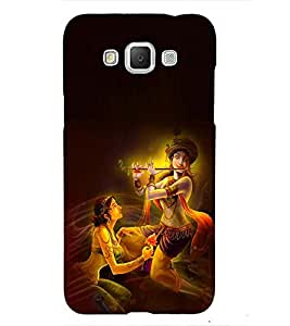 Fuson Premium Back Case Cover Lord RadhaKrishna With Multi Background Degined For Samsung Galaxy Grand 3 G720::Samsung Galaxy Grand Max G720