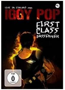 Iggy Pop -First Class Passenger [DVD] [2010]