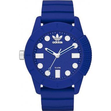 adidas - ADH3103 - Adh 1969 - Montre Mixte - Cadran Bleu - Bracelet Bleu