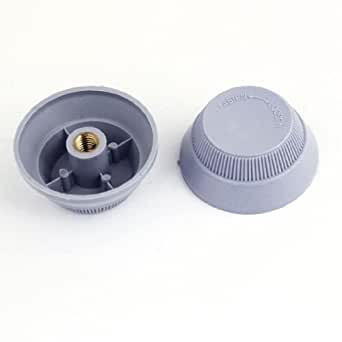 Plastic Electric Desk Wall Fan Blade Lock Nut Dia