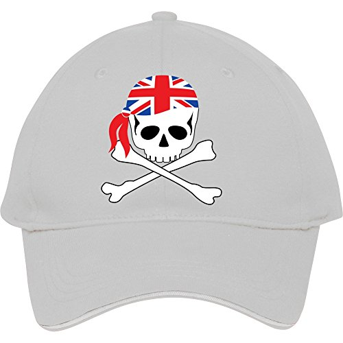 Color Male/female Snapback Outdoor British Pirate Baseball Caps Cotton Opalhoffm