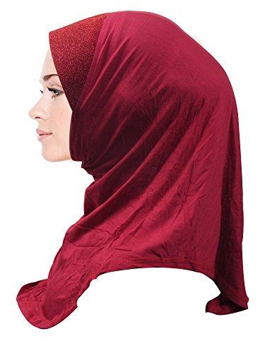 TheHijabStore-Stiff-Glitter-Visor-Rayon-Jersey-Instant-Al-Amira-Hijab-1pc
