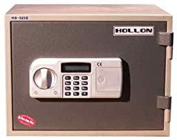 Hollon HS-310E 2 Hour Fire Proof Electronic Home Safe