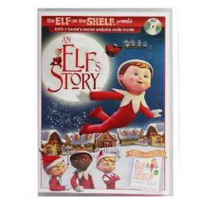 Toy / Game An Elf'S Story Educational Dvd - Based On The Best Selling Christmas Tradition The Elf On The Shelf