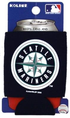 SEATTLE MARINERS MLB CAN KADDY KOOZIE COOZIE COOLER at Amazon.com