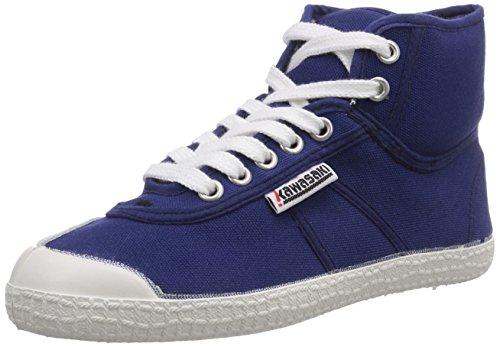 Kawasaki Rainbow basic, Sneaker alta Unisex - adulto, Blu (Blau (Navy/90)), 44