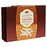 2 Boxes of Utz 16 Oz. Box White Chocolate Covered Cinnamon Pretzel Sticks