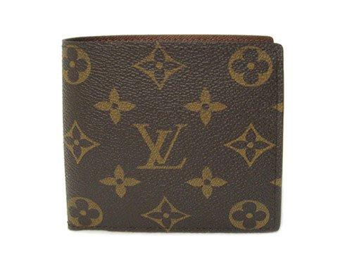 (ルイヴィトン) LOUIS VUITTON M61675 財布 二つ折り小銭財布 メンズ モノグラム ポルトフォイユ・マルコ [並行輸入品]