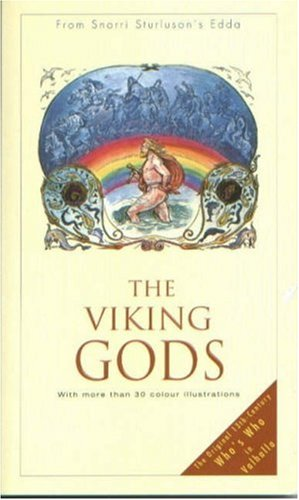 The Viking Gods (Viking Series - Literary Pearls from the Viking Age)