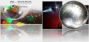 "20"" Disco Mirror Ball - Adkins Professional Lighting"